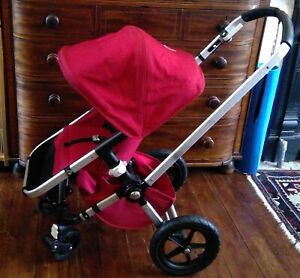 Bugaboo Gecko red pushchair – used very good condition