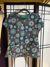 New listing med couture scrub top medium