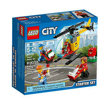 Lego City 60100 Airport Starter Set 2016 Release