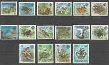 Timbres Animaux Flore Blasons Seychelles Zil Eloigne Sesel 1/16 ** lot 20869