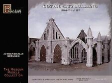 Pegasus Hobbies Gothic City Building SMALL SET 1 Fantasy Sci-Fi Wargaming Army