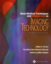 Basic Medical Techniques and Patient Care in Imaging Technology Torres RN  MS