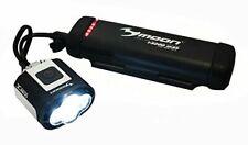 Moon Sports x-Power 2500 Accumulator Head Lamp, Black/White