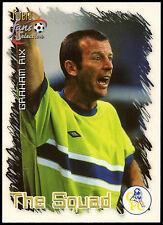 Graham Rix #36 Futera Chelsea Football 1999 Trade Card (C336)