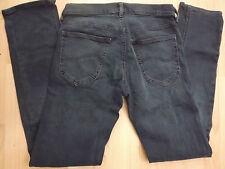 Cotton Lee Indigo, Dark wash Slim, Skinny Jeans for Women
