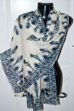 Echarpe étole foulard chale shawl scarf fine laine cachemire cashmere neuf