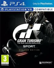 Gran Turismo Sport - Day One Edition (PS4) BRAND NEW AND SEALED - QUICK DISPATCH