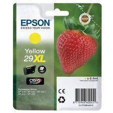 Cartuccia Epson 29 XL giallo Originale