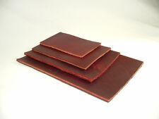 """Latigo Leather piece 6""""x9"""" top quality 9-12oz"""
