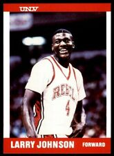 1990-91 UNLV HOF #14 Larry Johnson *201