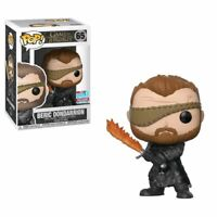 Beric Dondarrion Game of Thrones NYCC Funko Pop Vinyl New in Mint Box +Protector