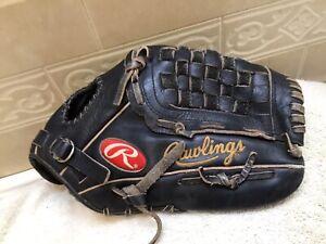"Rawlings PRO-3B12 Ken Caminiti 12"" Youth Baseball Softball Glove Right Throw"