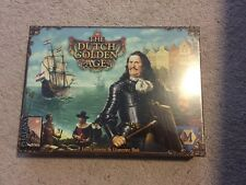 Board Game The Dutch Golden Age 2008 Mayfair Games Brand New USA!