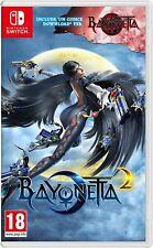 Bayonetta 2   Nintendo Switch  usato