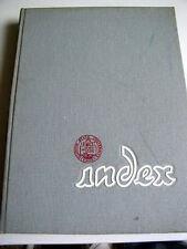 1967 INDEX ILLINOIS STATE UNIV ISU COLLEGE YEARBOOK YB JJ