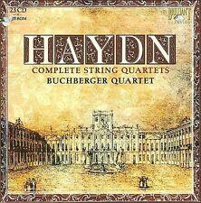 Haydn: Complete String Quartets ECD (CD, May-2009, 24 Discs, Brilliant Classics)