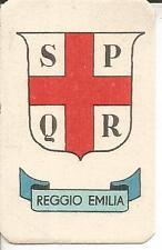 FIGURINA RACCOLTA FASSI MENTAL FLORMENTA G-5 REGGIO EMILIA