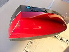 Mutazu Hard Saddlebag for 2003 thru 2010 Honda ST1300 Factory Red Left or Right