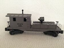 Lionel 1946 D.L.& W. Work Caboose with Searchlight #2420