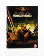 Shallow Grave - Ewan McGregor Christopher Eccleston - DVD - bon état