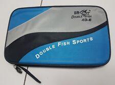 Double Fish Table Tennis Cover .Funda Tenis de mesa