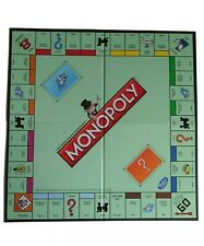 Monopoly - 4 Fold Replacement Board - 2013 Hasbro