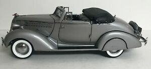 Franklin Mint Die-Cast Car-1936 Hudson Eight-Limited Edition #  0209/2,500