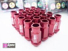 ROT Original *D1-SPEC* 52mm Lug Nuts M12 x 1.5 Radmuttern Radschrauben