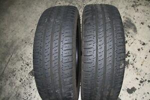 2x Michelin 205/65R16C 107/105T Agilis