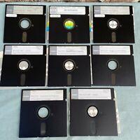 "Tandy TRS-80 MS-DOS/GW BASIC Microsoft 5.25"" Disk Supplemental Programs 26-5103"