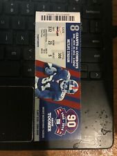 2014 NEW YORK GIANTS VS COWBOYS TICKET STUB 11/23 ODELL BECKHAM JR. THE CATCH