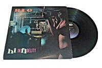 REO Speedwagon - Hi Infidelity Vinyl LP (FE 36844) EPIC - 1980 Record