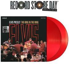 Elvis PRESLEY-IL RE sul ring RSD 2018 LP VINILE NUOVO!!! 190758118314