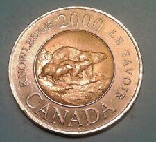 Canada 2 Dollars coin 2000
