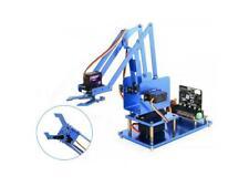 4-DOF Metal Robot Arm Kit for micro:bit, Bluetooth version