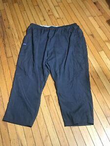 Cherokee Workwear Regular Gray Nurse Scrub Pants Sz 5X