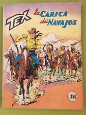 TEX N° 169 PRIMA EDIZIONE - NOVEMBRE 1974 - OTTIMO!
