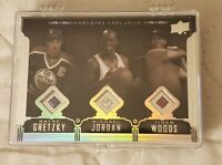 UD Wayne Gretzky, Tiger Woods, & Micheal Jordan Diamond Employee Exclusive