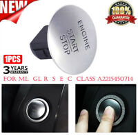 2215450714 For Mercedes Benz Start Stop Push Button Ignition Switch Keyless~