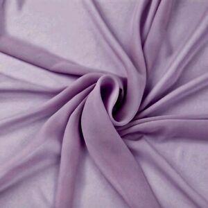 35 Colors Danielle Polyester Hi-Multi Chiffon Fabric by the Yard - 10075