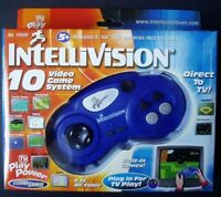 Intellivision 10 Game Video Game System, 2nd Edition, New in Box