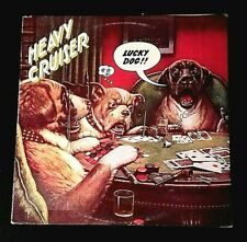 1973 HEAVY CRUISER NEIL MERRYWEATHER ORIG FAMILY PRODUCTIONS LP MAMA LION KINKS