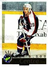 1992 Classic Hockey Draft Gold #8 Cory Stillman