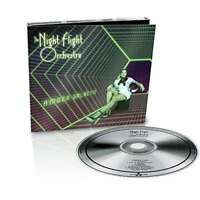The Night Flight Orchestra - Ambre Galactique Neuf CD
