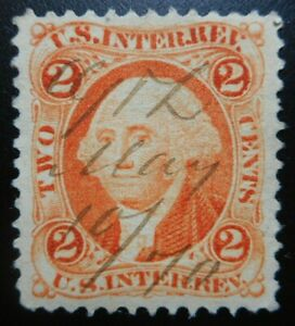 U.S.Stamp:Revenues:Scott#R15d,#R34d , Experimental paper issues of 1862-1871