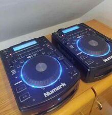 Numark NDX500 CDJ Pair - USB/CD Media Player and MIDI Controller