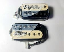 TWO SETS ONLY Epiphone ZEBRA ProALNICO Classic 57 & ProBucker Humbucker Pickup