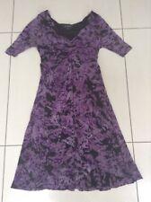 Karen Kane Size Small - Purple & Black (I would say UK 8/10)