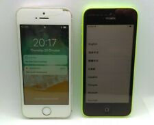 APPLE iPHONE 5C (A1507) and 5S (A1457) - IC Locked - For Spares or Parts