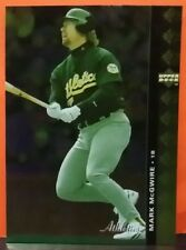 Mark McGwire card 1994 Upper Deck SP #36